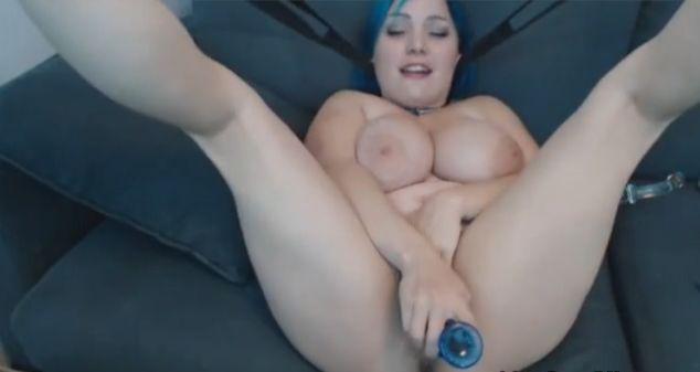 BBW DianaBlake With HUGE MELONS Webcam Model