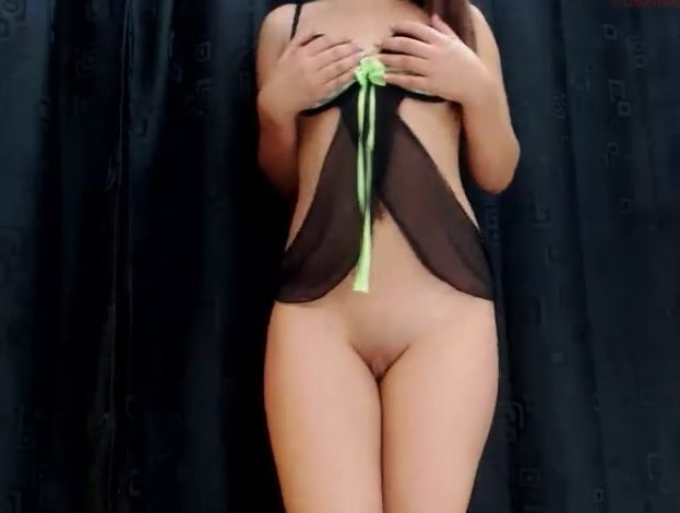 Sexy Cintyalexie With See Through Panties 2