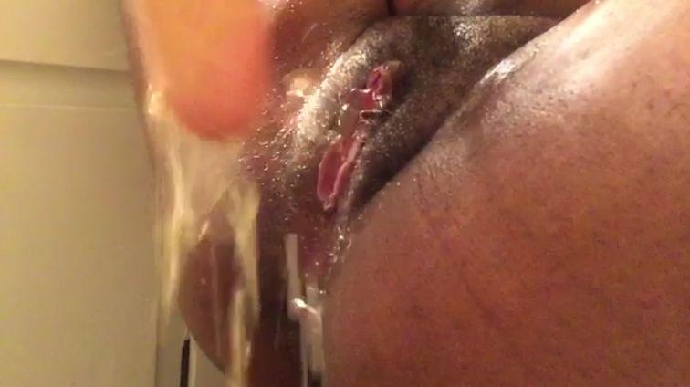 Huge Cum Inside My Pussy